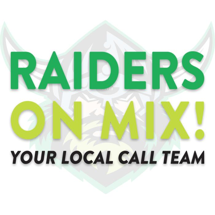 Raiders On Mix