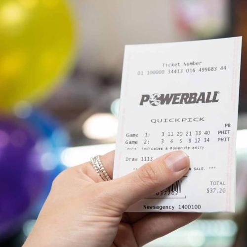 Powerball Jackpots To $110 Million