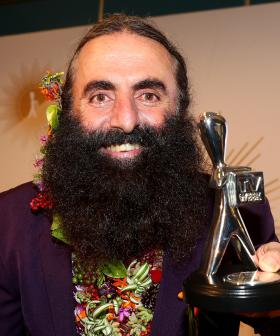 The REAL Reason Why Gardening Australia's Costa Georgiadis Won't Shave His Beard