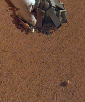 NASA names Mars rock after Rolling Stones