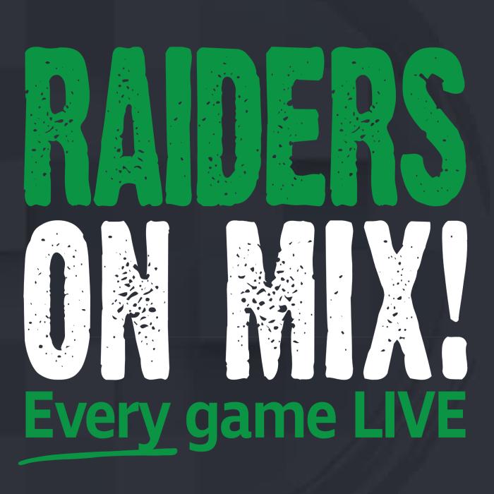 Raiders On Mix