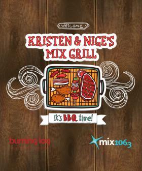 Kristen & Nige's Mix Grill