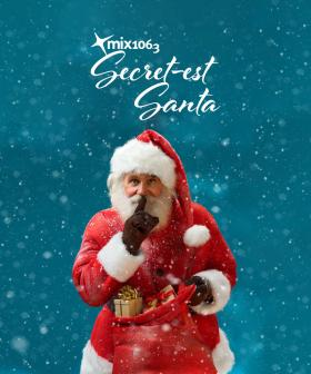 Mix106.3's Secret-est Santa