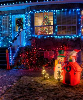 The Best Christmas Lights In Canberra