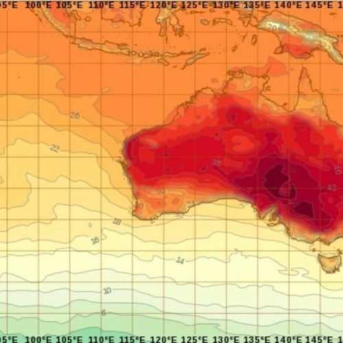 Yesterday Was The Hottest Day In Australia...EVER!