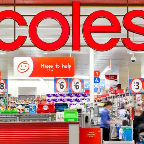 """""""Just Walk Out"""": Coles To Have Completely Checkout-Less Stores"""