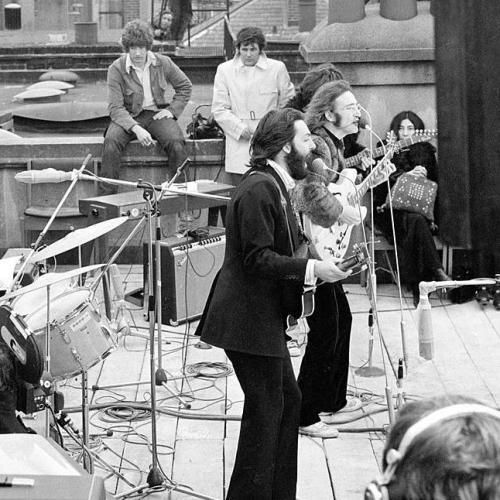New Beatles Movie 'Get Back' Will Feature Rooftop Concert In Full