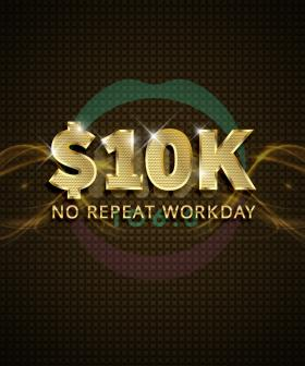 MIX 106.3's $10K No Repeat Workday