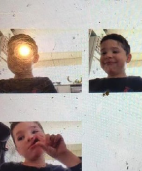 Boy Uses Photos To Pull A Fast One On His Mum & Make Her Think He's Doing Schoolwork