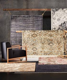 Warmer in the Winter with Rugs!