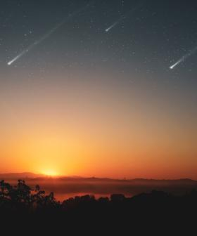 There Will Be Shooting Stars Visible All Over Australia Tonight, We're Talking At Least 50 Per Hour!