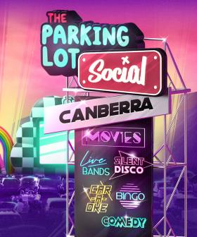 A Drive-in Party is Coming to Canberra!