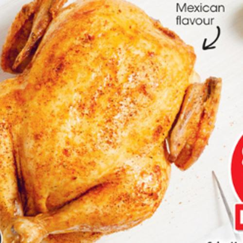 "Coles Now Sells A $12 ""Mexican-Inspired"" Roast Chicken And It Sounds Delicious!"