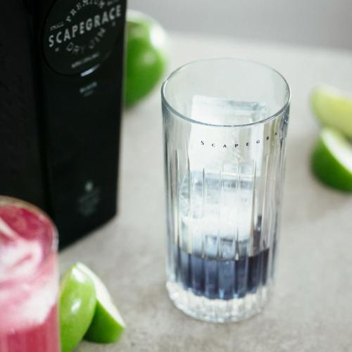 Move Over Rose: Black Colour Changing Gin Now Exists!