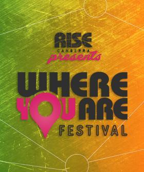 Where You Are Festival Program Outline