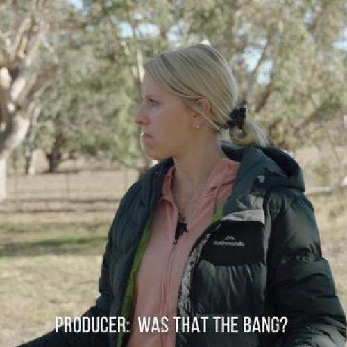 Did Anyone Hear That Bang?