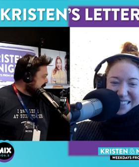 Kristen's Letter