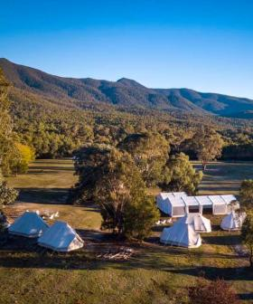 Glamping on Canberra's Doorstep