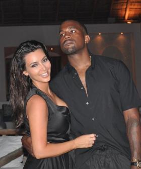 Kim Kardashian & Kanye West Reportedly Living Apart (For Now)
