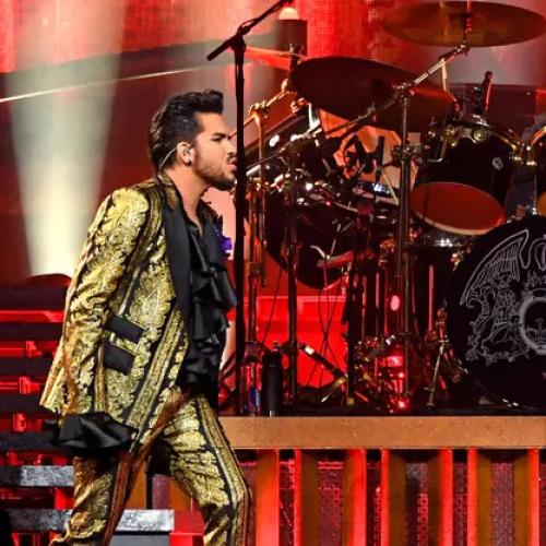 Queen + Adam Lambert Announced First Album, 'Live Around The World'