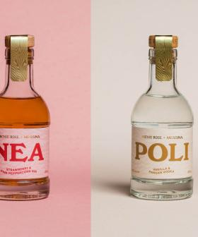 Archie Rose x Messina Have Collab'd On NEAPOLITAN DESSERT FLAVOURED ALCOHOL