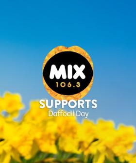 Mix106.3 Supports Daffodil Day 2020