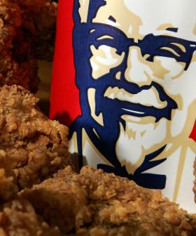 KFC To Scrap 'Finger Lickin' Good Slogan' Amid Pandemic
