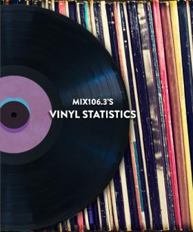 Mix106.3's Vinyl Statistics
