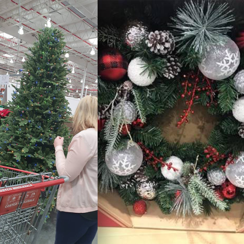 Costco Is Already Selling Christmas Decorations & It's Not Even September Yet