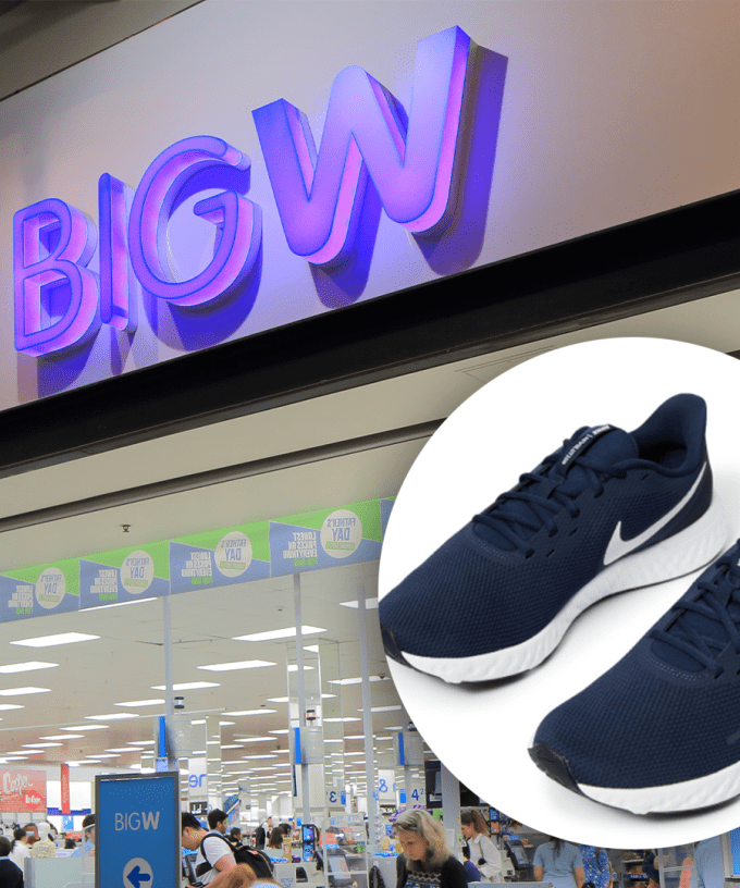 Big W Is Currently Slinging Nike Runners For As Little As 40