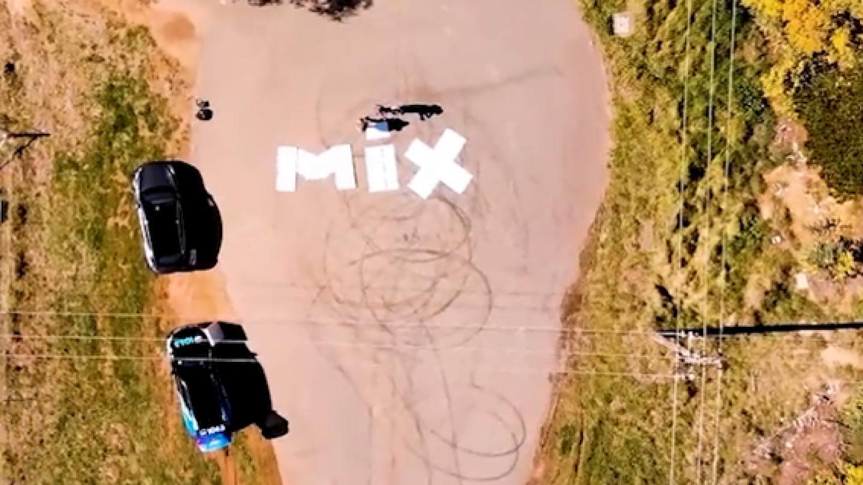 Mix106.3 Satellite Selfie