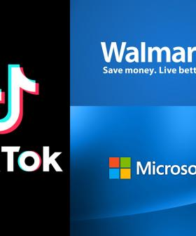 Walmart Joins Microsoft's Bid For TikTok