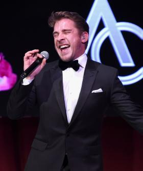 Actor Hugh Sheridan Says He's Feeling Scared, Frustrated And Lonely Following Positive COVID-19 Test