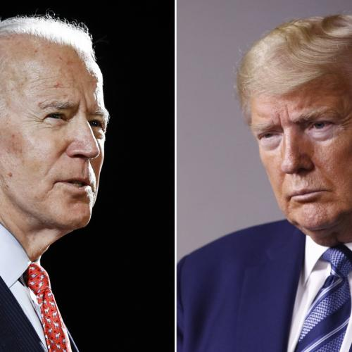 LISTEN LIVE: Trump, Biden Face-Off In First Presidential Debate