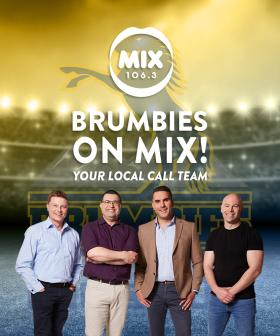 Brumbies on Mix Call