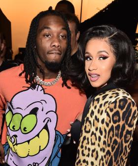 Cardi B Reportedly Files For Divorce From Offset After Three Years Of Marriage