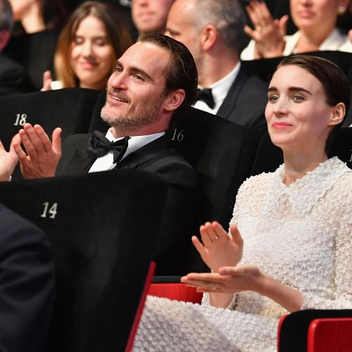 Joaquin Phoenix And Rooney Mara Welcome Baby Boy With A Very Special Name!