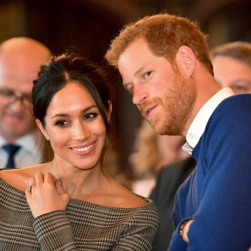 Apparently Prince William is 'Livid' At Meghan & Harry