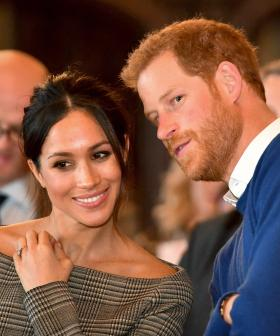 Prince Harry And Meghan Markle Sign Netflix Deal
