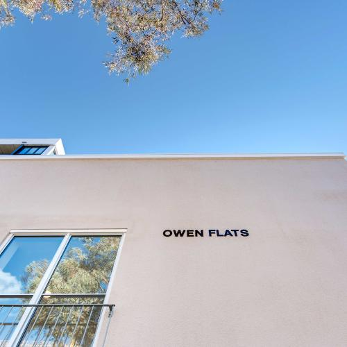 The Story Behind The New Owen Flats