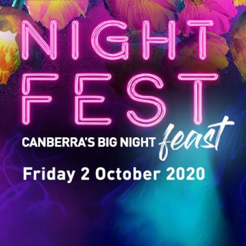Floriade's Nightfest Becomes Nightfeast to Support Local Business
