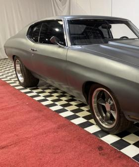 Original Fast and Furious Car up for Auction in Australia!