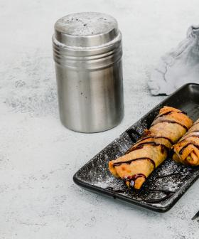 NOT A DRILL: Sweet News For Chocolate Lovers... Nutella Spring Rolls Have Arrived!