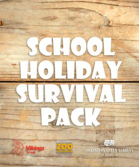 Mix106.3's School Holiday Survival Packs