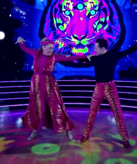 Of Course Carole Baskin Premiered On Dancing With The Stars To 'Eye Of The Tiger'