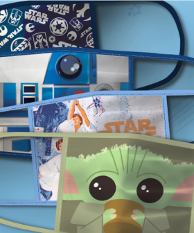 Disney's Made Baby Yoda Face Masks So Chuck Your Boring White Ones Away!