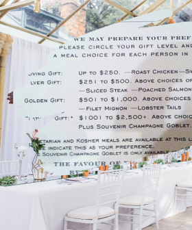 This Bridezilla Was Slammed Online For What She Put In Her Invites, And Rightly So!