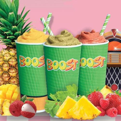 Ummmm... Boost Juice Is Selling Coriander & Pineapple Smoothies? What On Earth.