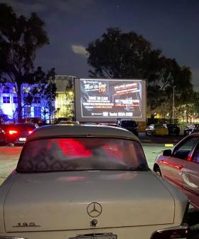 Drive-In Cinema Returns to Canberra for Spring