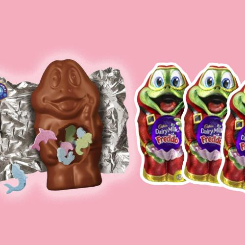 Brand New Candy Stuffed Freddo Frogs Are Now A Thing